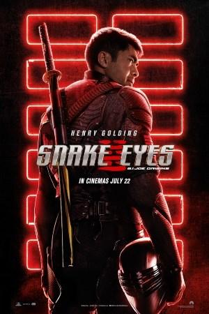 Snake Eyes: G.I Joe Origins